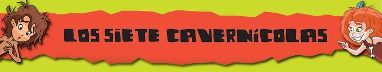 <div>Los siete cavernícolas</div>
